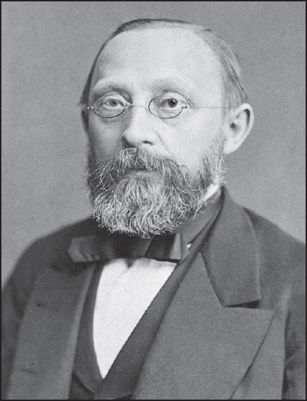 Figure 1: Rudolf Virchow (from Wikipedia)